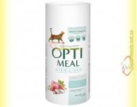 Купить Optimeal Sterilised для стерилизованных кошек - Индейка 650+650гр