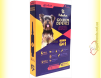 Купить Palladium GOLDEN DEFENCE капли от паразитов для собак весом до 4кг