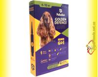 Купить Palladium GOLDEN DEFENCE капли от паразитов для собак весом от 4 до 10кг