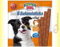 Купить Perfecto Dog палочки с домашней птицей для собак 8шт