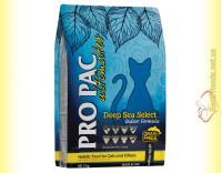 Купить Pro Pac Deep Sea Select Indoor Formula Беззерновой корм для котят и кошек с белой рыбой 2кг