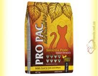 Купить Pro Pac Savanna Pride Indoor Беззерновой корм для котят и кошек с курицей 2кг