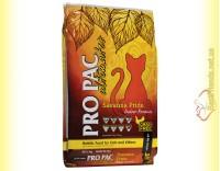 Купить Pro Pac Savanna Pride Indoor Беззерновой корм для котят и кошек с курицей 6кг