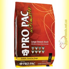 Pro Pac Large Breed Adult Chicken & Brown Rice Formula 20кг