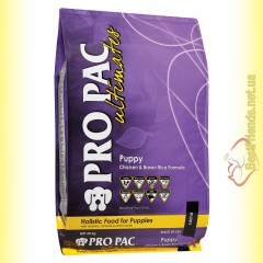 Pro Pac Puppy Chicken & Brown Rice Formula 20кг