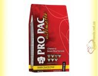 Купить Pro Pac Chicken & Brown Rice Formula корм для собак всех пород 2,5кг
