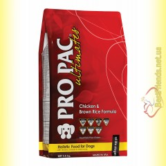 Pro Pac Chicken & Brown Rice Formula 2,5кг