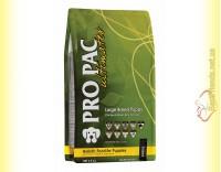 Купить Pro Pac Large Breed Puppy Chicken & Brown Rice Formula корм для щенков крупных пород 2,5кг
