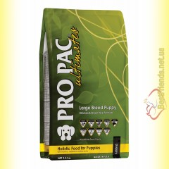 Pro Pac Large Breed Puppy Chicken & Brown Rice Formula 2,5кг