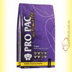 Pro Pac Puppy Chicken & Brown Rice Formula 2,5кг