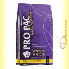 Pro Pac Puppy Chicken & Brown Rice Formula 2,5кг