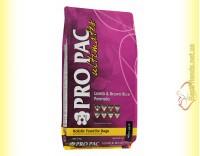 Купить Pro Pac Lamb & Brown Rice Formula корм для собак всех пород 12кг