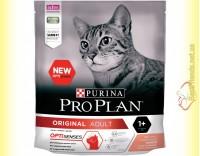 Купить Purina Pro Plan Adult Salmon для взрослых котов с Лососем