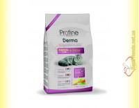 Купить Profine Cat Derma для длинношерстных кошек с лососем и рисом 15кг