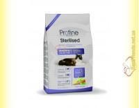 Купить Profine Cat Sterilised для стерилизованных кошек с курицей и рисом 15кг