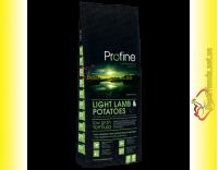 Купить Profine Dog Light Lamb & Potatoes для оптимизации веса собак 15кг