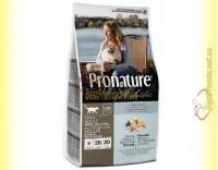 Купить Pronature Holistic с атлантическим лососем и коричневым рисом сухой корм для котов 2,72кг