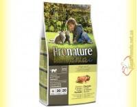 Купить Pronature Holistic с курицей и бататом сухой корм для котят 2,72кг