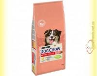 Купить Purina Dog Chow Active для взрослых активных собак с Курицей