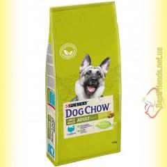 Purina Dog Chow Large Breed для взрослых собак крупных пород с Индейкой
