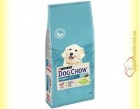 Купить Purina Dog Chow Puppy для щенков с Ягненком и Рисом