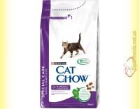 Купить Purina Cat Chow Hairball Control для выведения шерсти из желудка 1,5кг