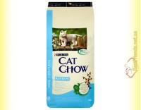 Купить Purina Cat Chow Kitten для котят с курицей 15кг