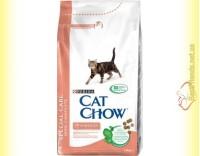 Купить Purina Cat Chow Sensitive для кошек с чувствительным пищевареньем 1,5кг