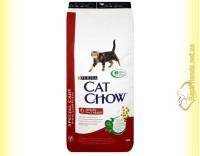 Купить Purina Cat Chow Urinary Tract Health для профилактики мочекаменной болезни 15кг
