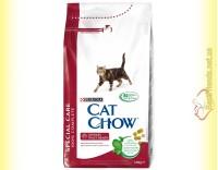 Купить Purina Cat Chow Urinary Tract Health для профилактики мочекаменной болезни 1,5кг