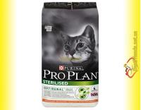 Купить Purina Pro Plan Sterilised Salmon для стерилизованных кошек с лососем 10кг