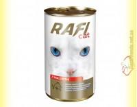 Купить Rafi Cat консерва для кошек с говядиной 415гр