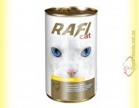 Купить Rafi Cat консерва для кошек с курицей 415гр