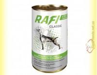 Купить Rafi Classic консерва для собак с дичью и морковкой 1250гр