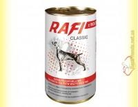 Купить Rafi Classic консерва для собак с говядиной 1250гр
