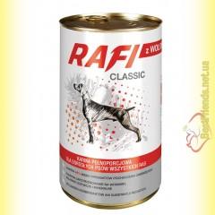 Rafi Classic консерва для собак с говядиной 1250гр
