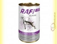 Купить Rafi Classic консерва для собак с кроликом и брокколи 1250гр