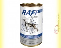 Купить Rafi Classic консерва для собак с уткой и зеленым горошком 1250гр