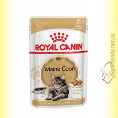 Royal Canin Maine Coon Adult в соусе 85гр