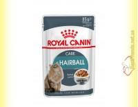 Купить Royal Canin Hairball Care в соусе 85гр