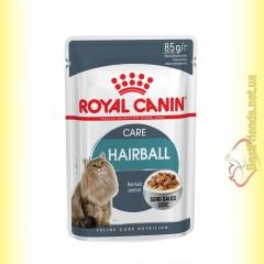 Royal Canin Hairball Care в соусе 85гр