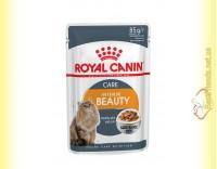 Купить Royal Canin Intense Beauty в соусе 85гр