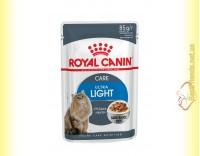 Купить Royal Canin Ultra Light в соусе 85гр