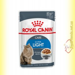 Royal Canin Ultra Light в соусе 85гр