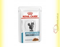 Купить Royal Canin Sensitivity Control Cat Chicken 85гр