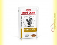 Купить Royal Canin Urinary S/O Cat Chicken 85гр