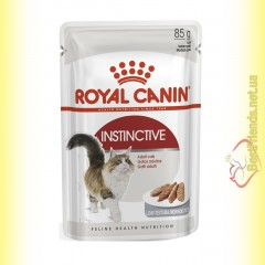 Royal Canin Instinctive в паштете 85гр