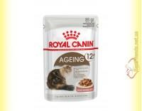 Купить Royal Canin Ageing +12 в соусе 85гр
