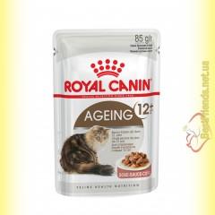 Royal Canin Ageing +12 в соусе 85гр
