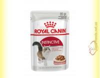 Купить Royal Canin Instinctive в соусе 85гр
